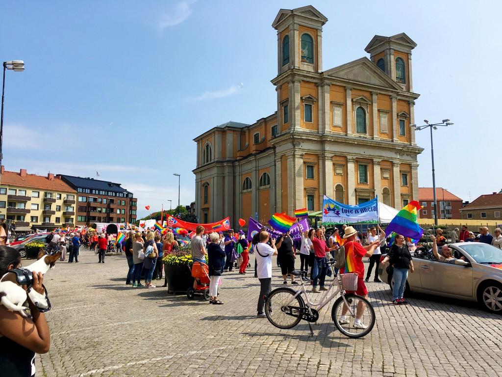 Karlskrona Pride 2016 copyright Jonathan Lindfors jlindfors.com